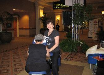 Chair Massage Las Vegas